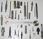 Precision CNC Swiss Turned Component Parts